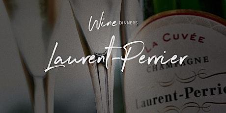 Wine Dinner - Laurent-Perrier tickets