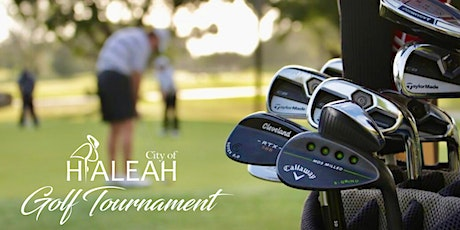 City of Hialeah Golf Tournament tickets