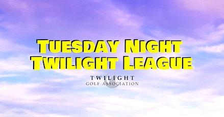 Tuesday Twilight League at Oak Creek Golf Club tickets