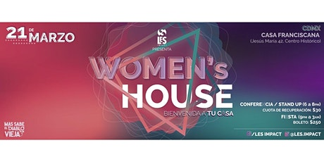Women's House boletos