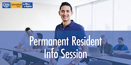 Permanent Residency Program Information Session February 2020 tickets