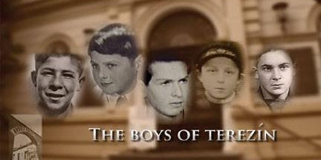 """The Boys of Terezin"" film screening  tickets"