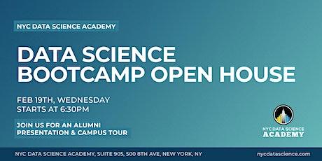 Data Science Bootcamp Open House & Capstone Presentation tickets