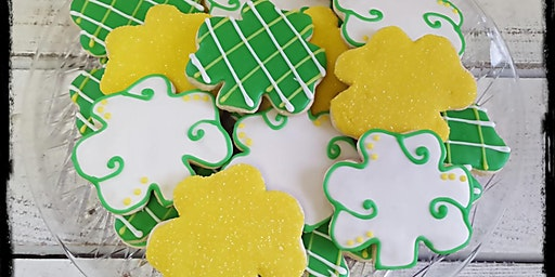 St. Patty Day Cookies