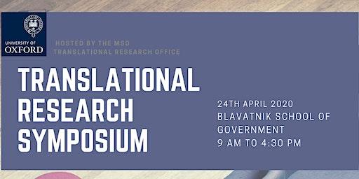 Translational Research Symposium