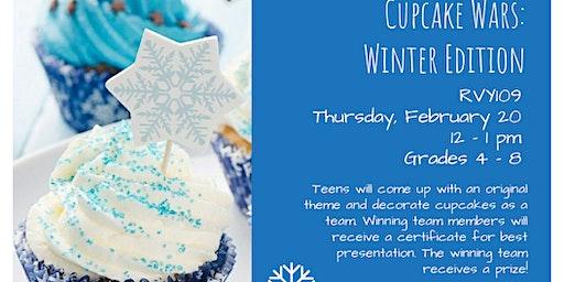 Cupcake Wars: Winter Edition