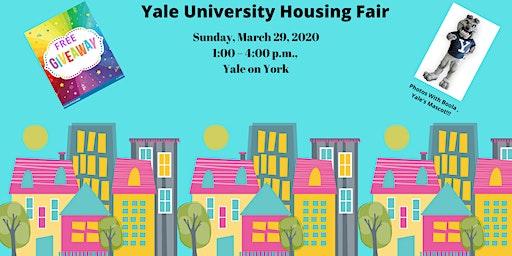 Yale Housing Fair - 2020