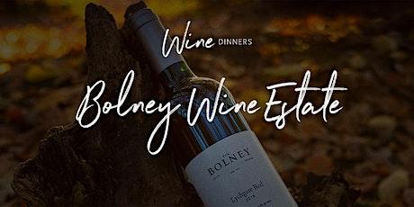 Wine Dinner - Bolney Wine Estate tickets