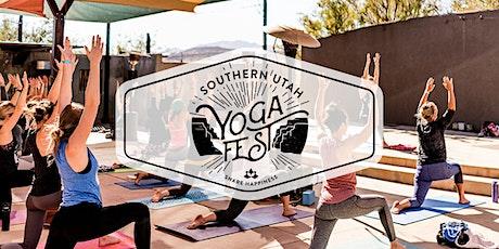 Southern Utah Yoga Fest tickets