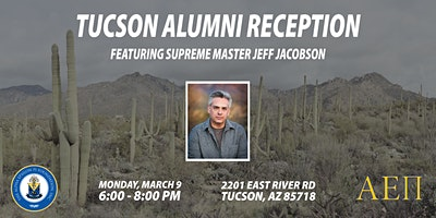 Tucson Alumni Reception