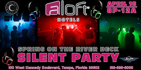 Spring on the Riverwalk Silent Party tickets