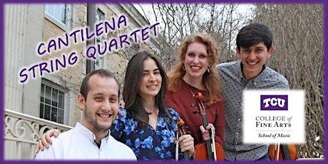 TCU's Cantilena String Quartet tickets