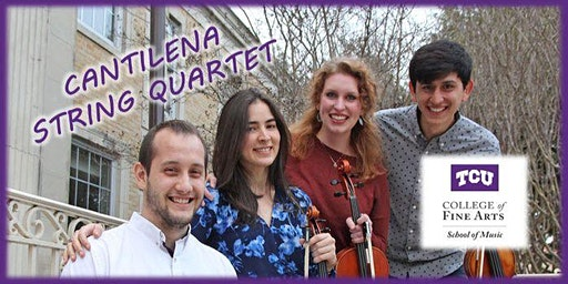 TCU's Cantilena String Quartet