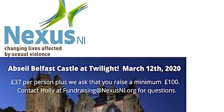 2020 Belfast Castle - TWILIGHT EDITION tickets