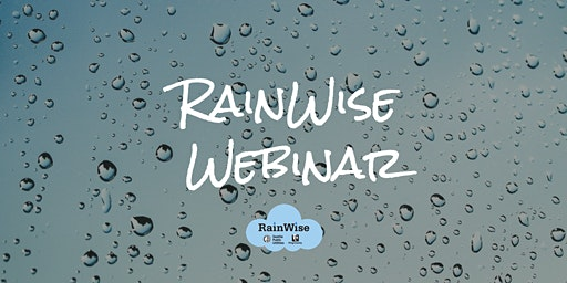 RainWise Webinar: All About Cisterns