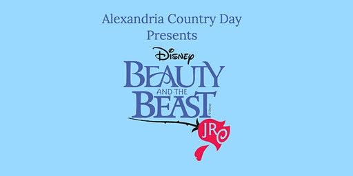 Beauty And The Beast Jr. Saturday Matinee