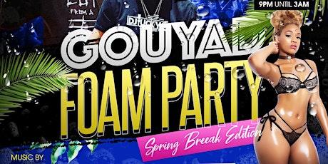 Gouyad Foam Party tickets
