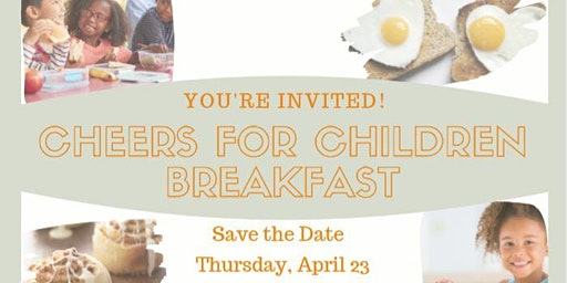 Cheers for Children Breakfast 2020