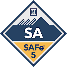 Leading SAFe 5.0 with SAFe Agilist Certification New Orleans,LA (Weekend)  tickets