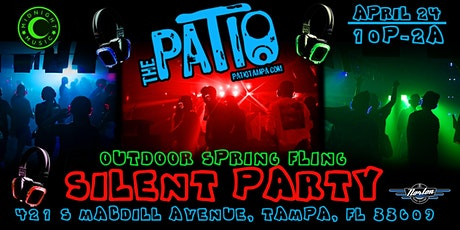 Outdoor Spring Fling Silent Party tickets