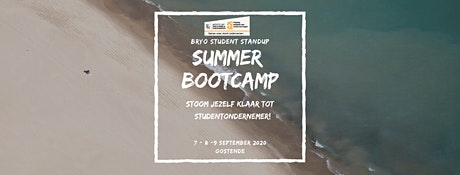 Bryo Student StandUp: Summer Bootcamp tickets