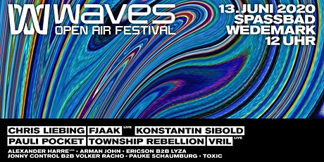 Waves Open Air Festival 2021 Tickets