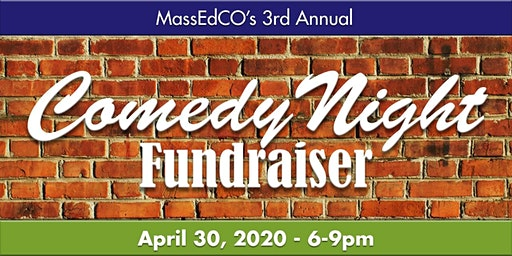 3rd Annual Comedy Night Fundraiser