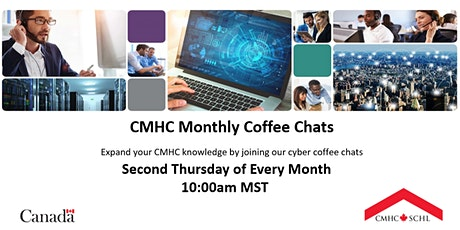 CMHC Monthly Coffee Chat (Webinar Series) tickets