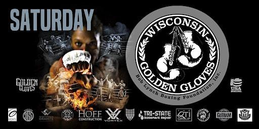 2020 Wisconsin Golden Gloves - Saturday Finals