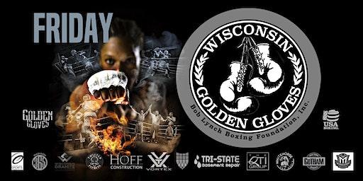 2020 Wisconsin Golden Gloves - Friday Prelims