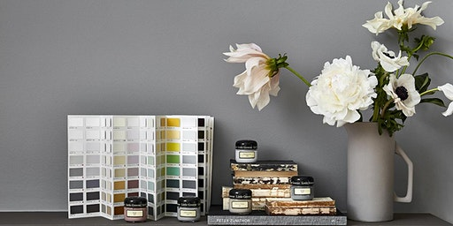 Little Greene at Cumbria Life Home and Garden Show
