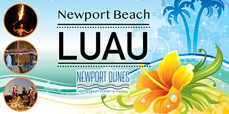 Newport Beach Luau: End of Summer Celebration tickets