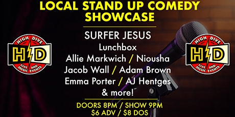 Local Comedy Showcase with Surfer Jesus & Friends tickets