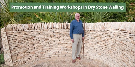 Dry Stone Walling Workshop tickets