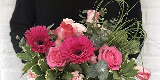Blooming Bouquets at Workshop at Trove Warehouse