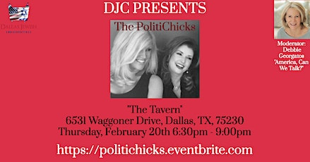 The PolitiChicks: A Fireside Chat with Ann-Marie Murrell & Morgan Brittany! tickets