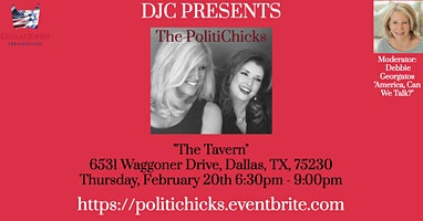 The PolitiChicks: A Fireside Chat with Ann-Marie Murrell & Morgan Brittany!