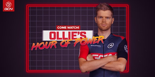 Ollie's Hour Record Attempt