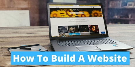 Triad Goodwill Digital Skills Center: How to Build a Website tickets