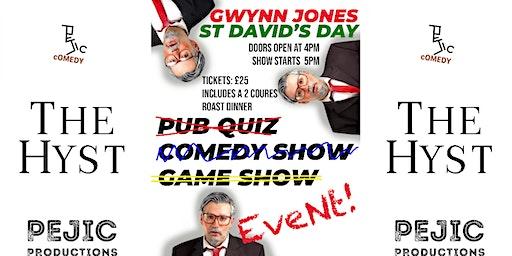Gwynn Jones St Davids Day at The Hyst