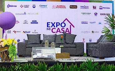 EXPO MI CASA 2020 boletos