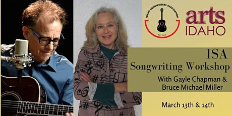 Idaho Songwriters Association Songwriting Workshop tickets
