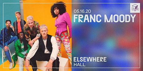 Franc Moody @ Elsewhere (Hall) tickets