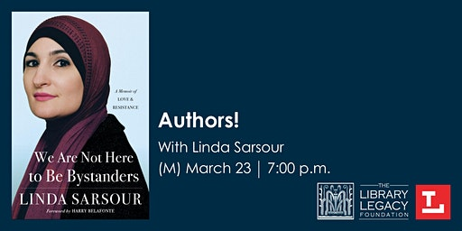 Authors! with Linda Sarsour