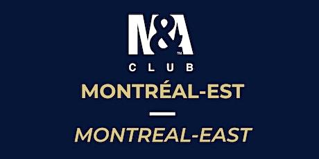 M&A Club Montréal-Est : Réunion du 20 mai 2020/Meeting May 20, 2020 tickets