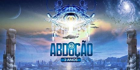 ABDUÇÃO 2 ANOS tickets