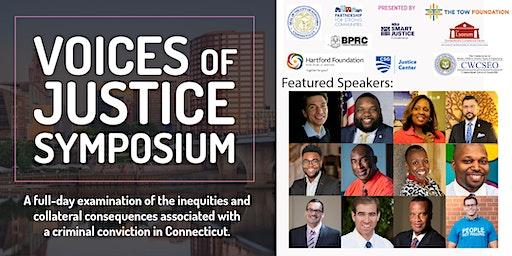Voices of Justice Symposium