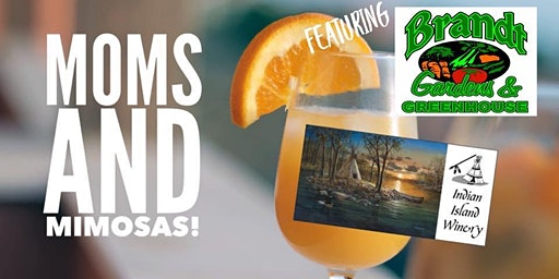 Moms and Mimosas featuring Brandt Gardens!!