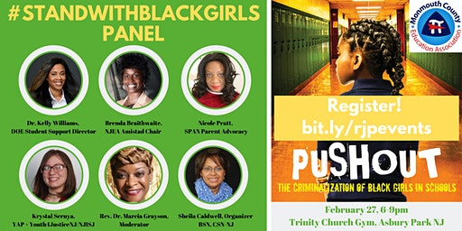 PUSHOUT - The Criminalization of Black Girls in Schools: Screening and Talkback