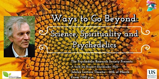 Ways to Go Beyond: Science, Spirituality and Psych